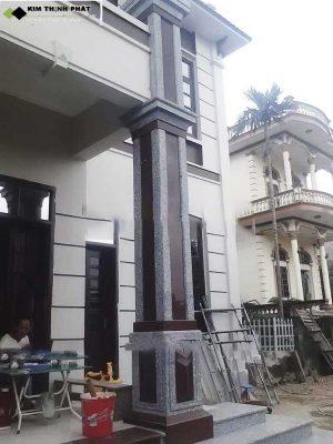 Chúng tôi nhận thi công lắp đặt công trình cột vuông đá hoa cương với dịch vụ chất lượng cao cho các biệt thự, khách sạn, nhà phố, trung tâm thương mại...trên toàn quốc