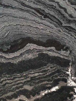 mẫu đá marble đen vân mây