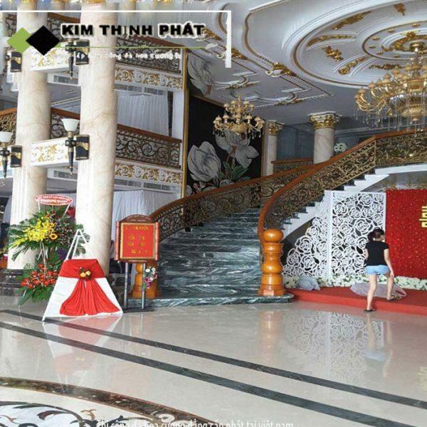 Chúng tôi đã lắp đặt rất nhiều công trình ốp đá hoa cương cột tròn cho khách hàng trên toàn quốc đặc biệt tại Hải Phòng, Quảng Ninh, Hà Nội, TPHCM, Bình Dương, Vũng tàu...
