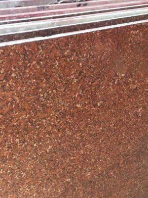 tấm mẫu đá đỏ ruby ấn độ
