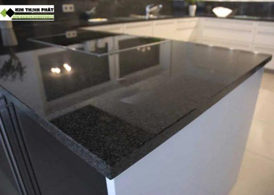 bàn bếp đá granite đen campuchia
