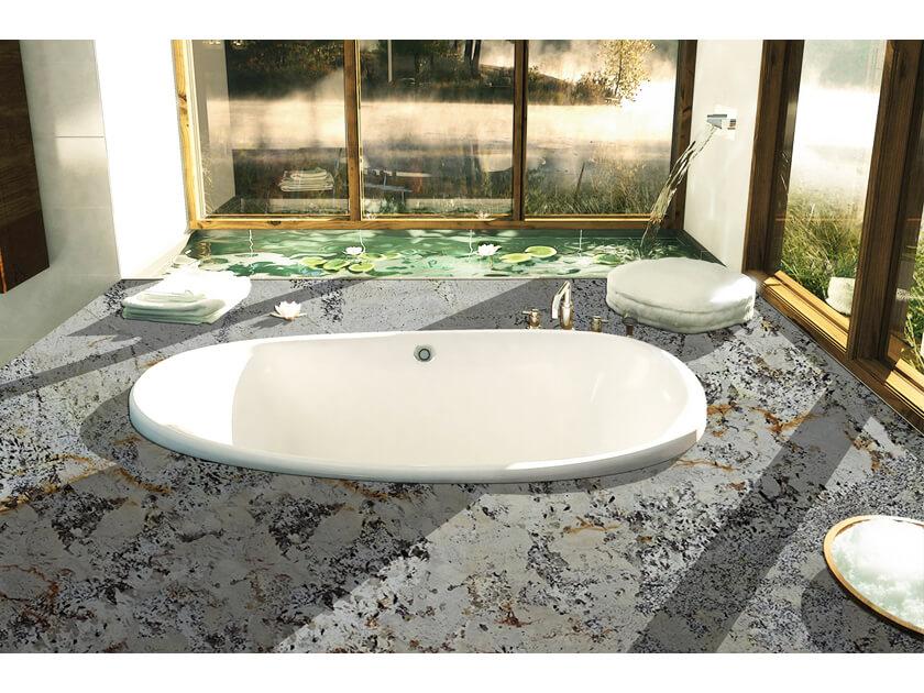 Mẫu đá Granite trắng Torrone