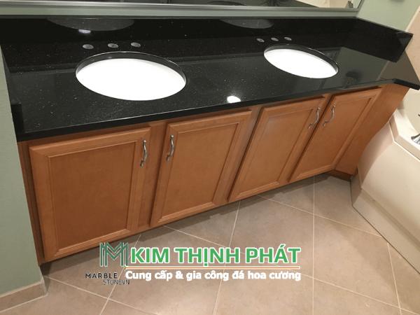 Bàn Bếp Đá Kim Sa Trung
