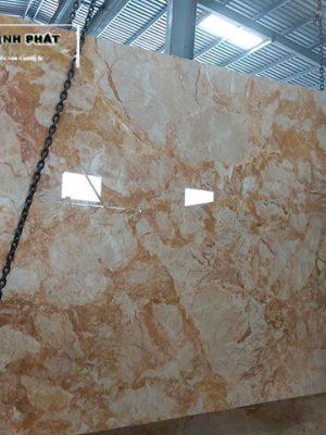 KIM THỊNH PHÁT cung cấp và thi công lắp đặt chất lượng các hạng mục công trình làm bằng Đá Marble Sky Gold