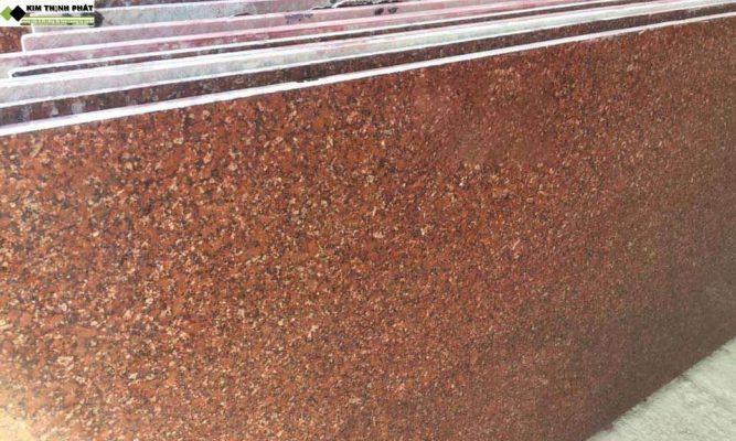 Đá Granite đỏ Ru By Ấn Độ